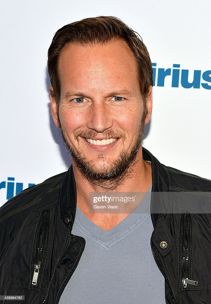 Actor <a gi-track='captionPersonalityLinkClicked' href=/galleries/search?phrase=Patrick+Wilson+-+Schauspieler&family=editorial&specificpeople=14726270 ng-click='$event.stopPropagation()'>Patrick Wilson</a> visits SiriusXM Studios on September 23, 2014 in New York City.