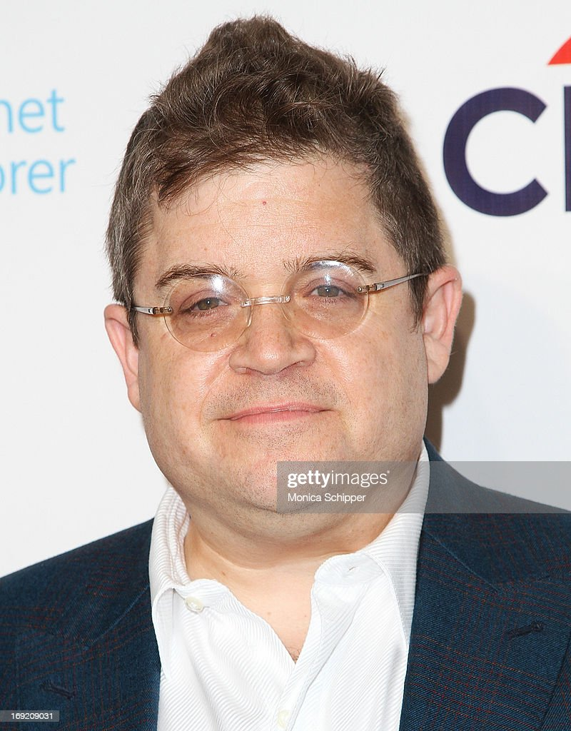 Actor <a gi-track='captionPersonalityLinkClicked' href=/galleries/search?phrase=Patton+Oswalt&family=editorial&specificpeople=637232 ng-click='$event.stopPropagation()'>Patton Oswalt</a> attends the 2013 Webby Awards at Cipriani Wall Street on May 21, 2013 in New York City.