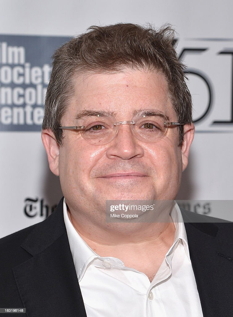 Actor <a gi-track='captionPersonalityLinkClicked' href=/galleries/search?phrase=Patton+Oswalt&family=editorial&specificpeople=637232 ng-click='$event.stopPropagation()'>Patton Oswalt</a> attends the Centerpiece Gala Presentation Of 'The Secret Life Of Walter Mitty' during the 51st New York Film Festival at Alice Tully Hall at Lincoln Center on October 5, 2013 in New York City.