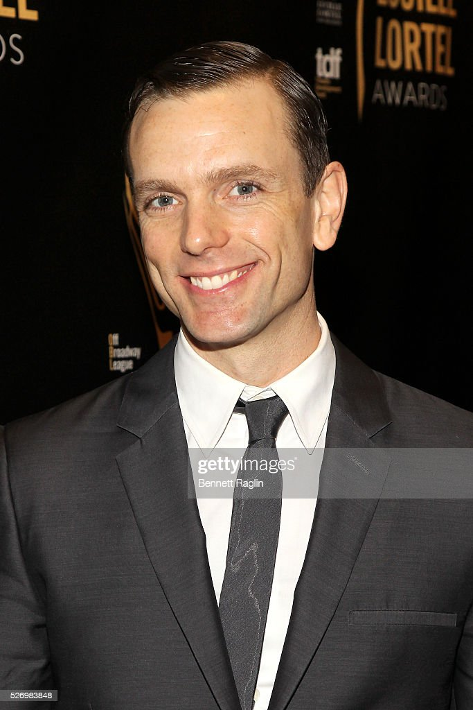 Actor Paul Alexander Nolan arrives at the 31st Annual Lucille Lortel Awards at NYU Skirball Center on May 1, 2016 in New York City.