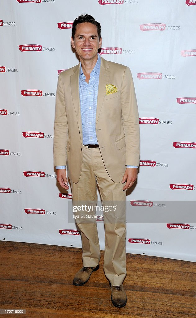 Actor Paul Anthony Stewart attends 'Harbor' Opening Night After Party at Park Avenue Armory on August 6, 2013 in New York City.