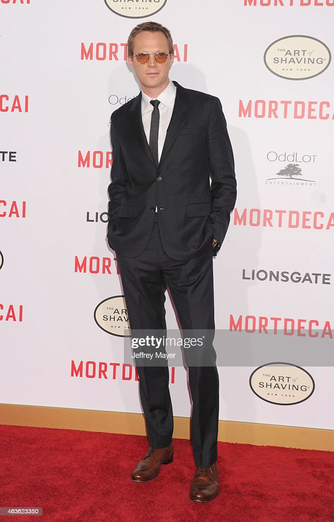 "The Los Angeles Premiere Of ""Mortdecai"" - Arrivals"