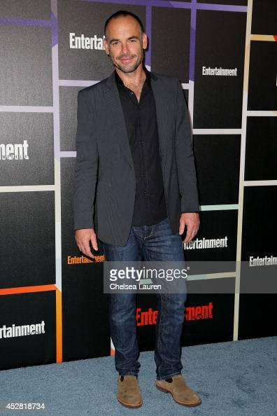 Actor Paul Blackthorne arrives at Entertainment Weekly's Annual Comic Con Celebration at Float at Hard Rock Hotel San Diego on July 26 2014 in San...