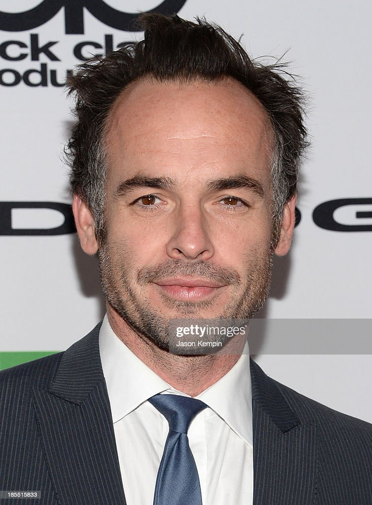 Actor Paul Blackthorne arrives at the 17th annual Hollywood Film Awards at The Beverly Hilton Hotel on October 21, 2013 in Beverly Hills, California.