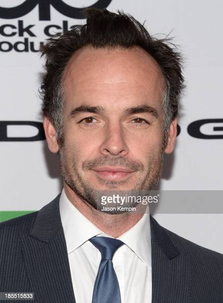 Actor Paul Blackthorne arrives at the 17th annual Hollywood Film Awards at The Beverly Hilton Hotel on October 21 2013 in Beverly Hills California
