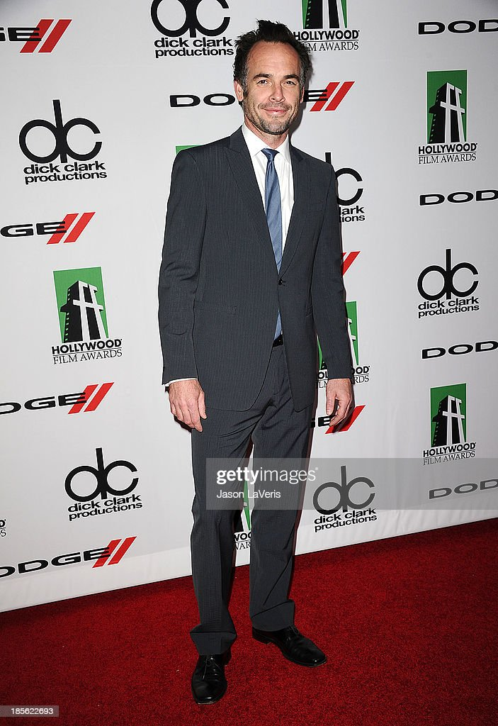 Actor Paul Blackthorne attends the 17th annual Hollywood Film Awards at The Beverly Hilton Hotel on October 21, 2013 in Beverly Hills, California.
