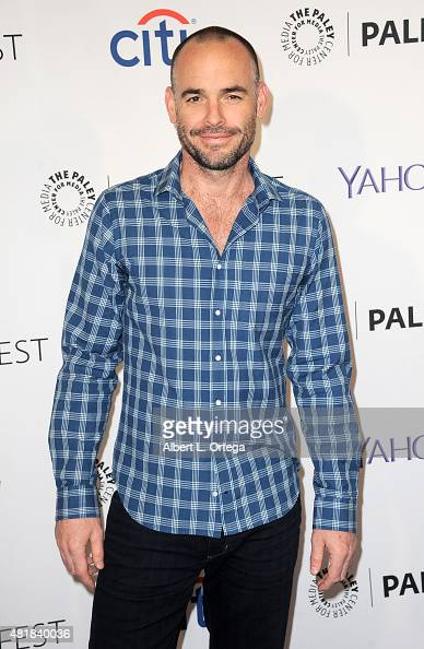 Actor Paul Blackthorne participates in The Paley Center For Media's 32nd Annual PALEYFEST LA featuring The CW's 'Arrow' and 'The Flash' held at The...