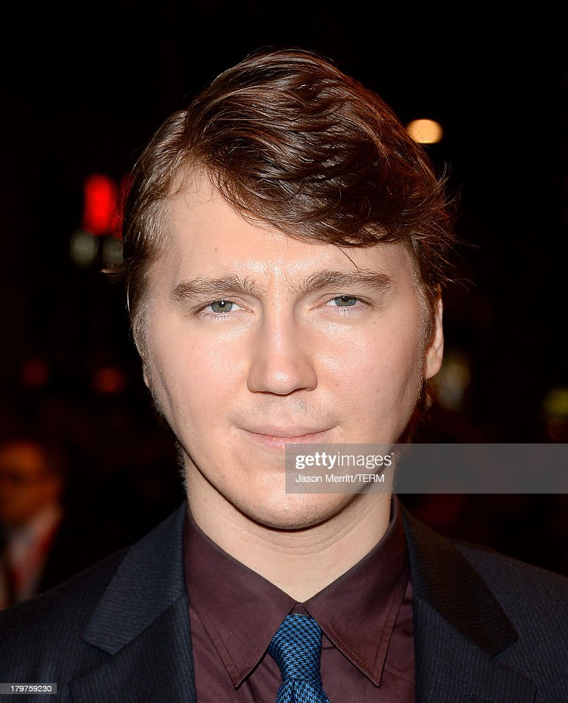 Actor <a gi-track='captionPersonalityLinkClicked' href=/galleries/search?phrase=Paul+Dano&family=editorial&specificpeople=550442 ng-click='$event.stopPropagation()'>Paul Dano</a> arrives at the 'Prisoners' Premiere during the 2013 Toronto International Film Festival held at The Elgin on September 6, 2013 in Toronto, Canada.
