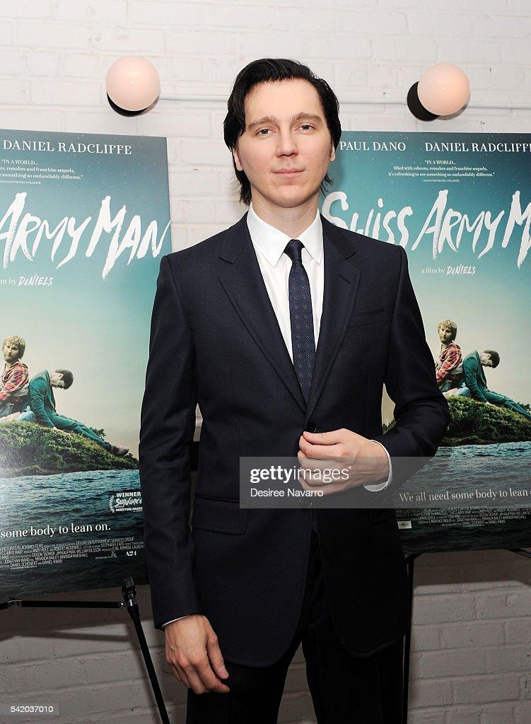 """""""Swiss Army Man"""" New York Premiere"""