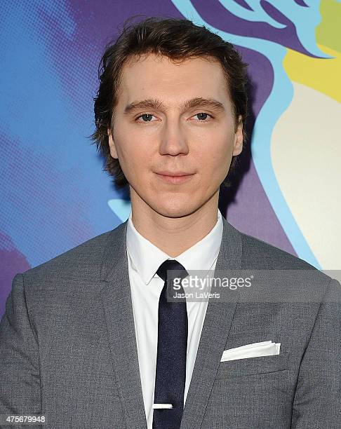 Actor Paul Dano attends the premiere of 'Love Mercy' at Samuel Goldwyn Theater on June 2 2015 in Beverly Hills California