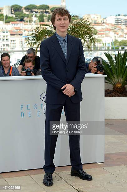 Actor Paul Dano attends the 'Youth' Photocall during the 68th annual Cannes Film Festival on May 20 2015 in Cannes France