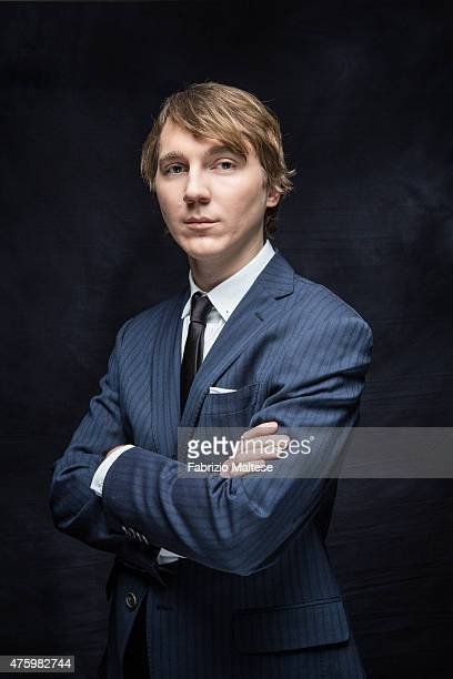 Actor Paul Dano is photographed on February 8 2015 in Berlin Germany