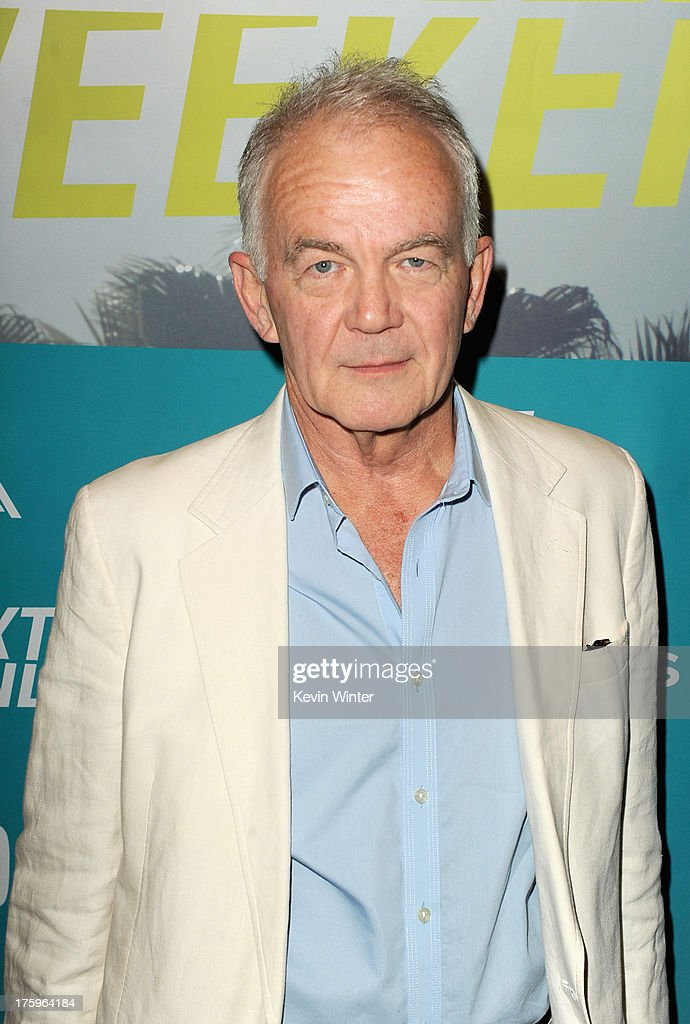 Actor Paul Eenhoorn attends 'This Is Martin Bonner' premiere during NEXT WEEKEND, presented by Sundance Institute at Sundance Sunset Cinema on August 10, 2013 in Los Angeles, California.