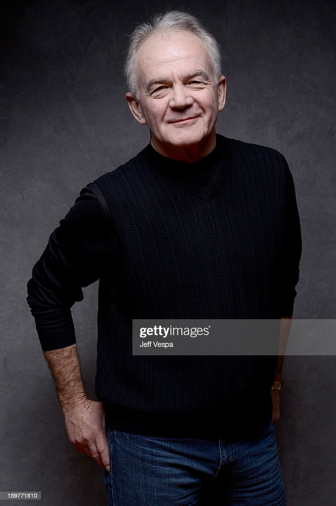Actor Paul Eenhoorn poses for a portrait during the 2013 Sundance Film Festival at the WireImage Portrait Studio at Village At The Lift on January 20, 2013 in Park City, Utah.