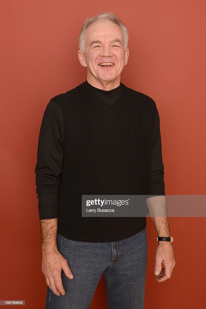 Actor Paul Eenhoorn poses for a portrait during the 2013 Sundance Film Festival at the Getty Images Portrait Studio at Village at the Lift on January 20, 2013 in Park City, Utah.