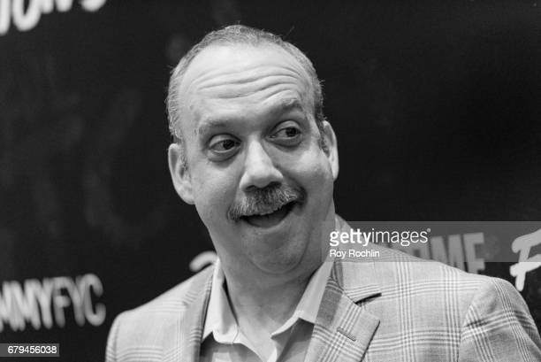 Actor Paul Giamatti attends Showtime's 'Billions' For Your Consideration Red Carpet Event at NYIT Auditorium on May 5 2017 in New York City