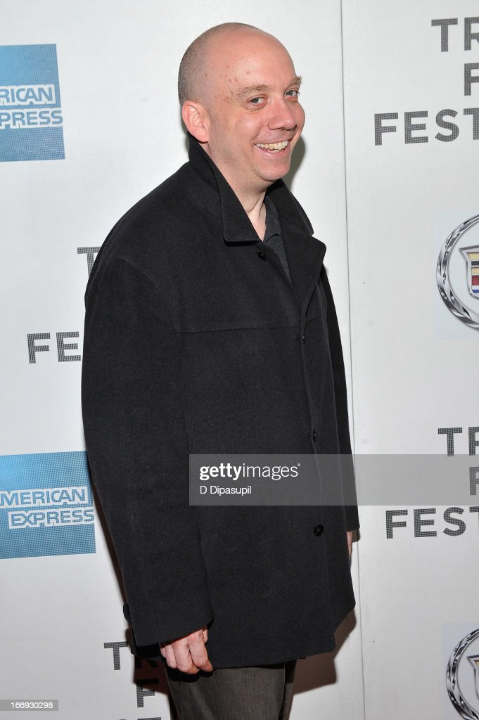 Actor <a gi-track='captionPersonalityLinkClicked' href=/galleries/search?phrase=Paul+Giamatti&family=editorial&specificpeople=202498 ng-click='$event.stopPropagation()'>Paul Giamatti</a> attends the 'Almost Christmas' world premiere during the 2013 Tribeca Film Festival on April 18, 2013 in New York City.