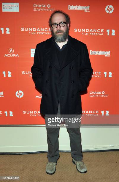 Actor Paul Giamatti attends the 'JOHN DIES AT THE END' Premiere at the Egyptian Theatre during the 2012 Sundance Film Festival on January 23 2012 in...