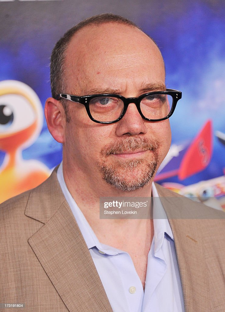 Actor <a gi-track='captionPersonalityLinkClicked' href=/galleries/search?phrase=Paul+Giamatti&family=editorial&specificpeople=202498 ng-click='$event.stopPropagation()'>Paul Giamatti</a> attends the 'Turbo' New York Premiere at AMC Loews Lincoln Square on July 9, 2013 in New York City.