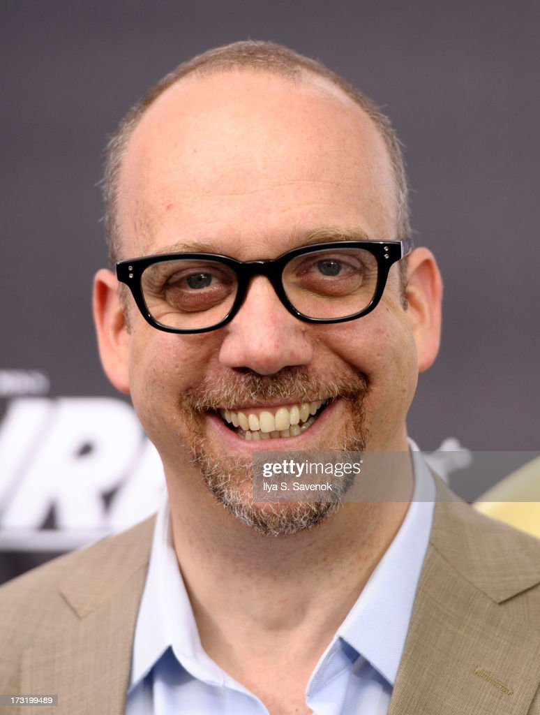 Actor Paul Giamatti attends the 'Turbo' New York Premiere at AMC Loews Lincoln Square on July 9, 2013 in New York City.