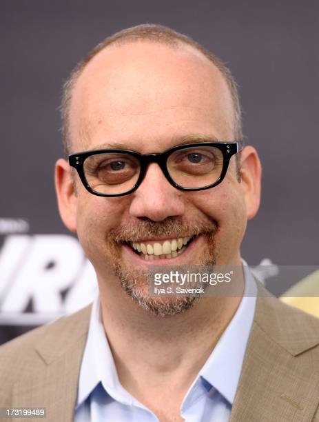 Actor Paul Giamatti attends the 'Turbo' New York Premiere at AMC Loews Lincoln Square on July 9 2013 in New York City
