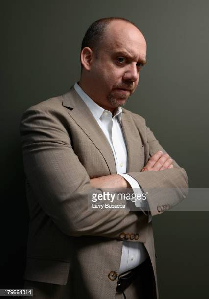 Actor Paul Giamatti of 'Parkland' poses at the Guess Portrait Studio during 2013 Toronto International Film Festival on September 6 2013 in Toronto...