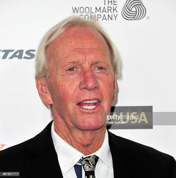 Actor Paul Hogan attends the 2014 G'Day USA Los Angeles Black Tie Gala at JW Marriott Los Angeles at LA LIVE on January 11 2014 in Los Angeles...