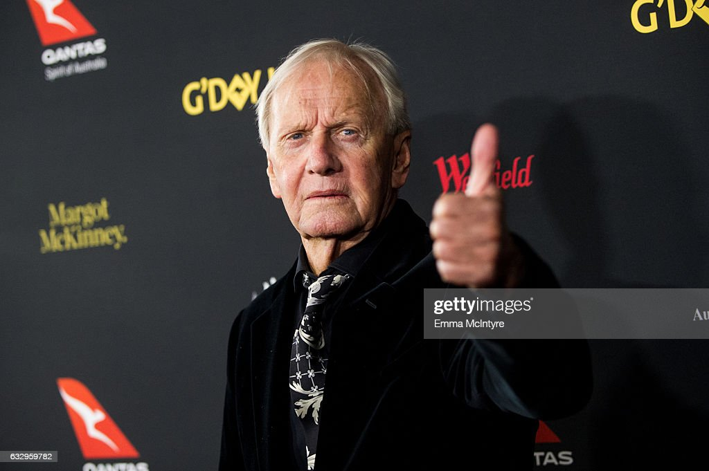 2017 G'Day USA Los Angeles Black Tie Gala - Arrivals