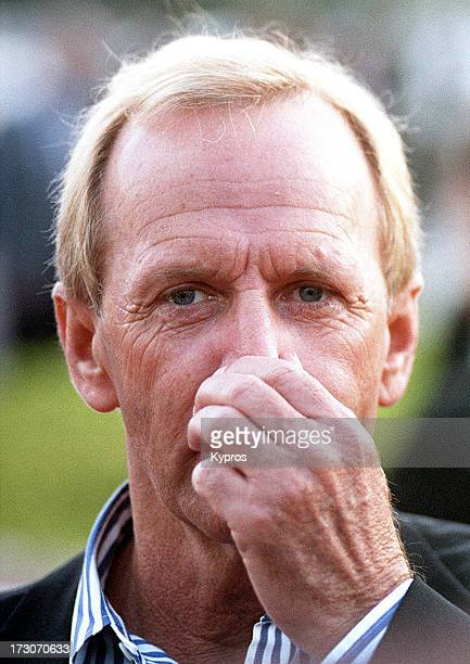 Actor Paul Hogan circa 1990