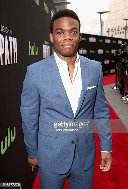 Actor Paul James attends The Path Premiere Party at ArcLight Hollywood on March 21 2016 in Hollywood California