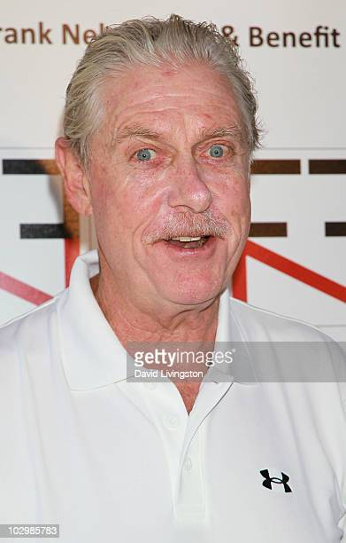 Actor Paul Linke attends AFTRA's Inaugural Frank Nelson Fund Celebrity Golf Classic at Mountain Gate Country Club on July 19 2010 in Los Angeles...