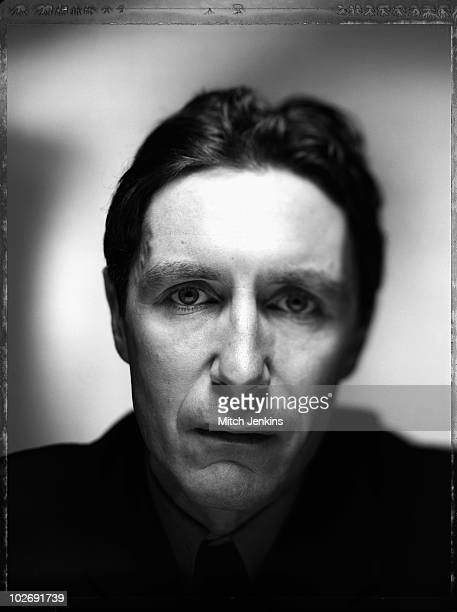 Actor Paul McGann pose for a portrait shoot in London UK