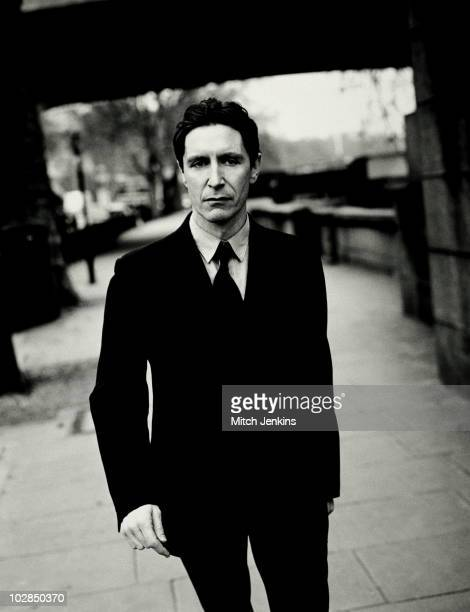 Actor Paul McGann poses for a portrait shoot on July 25 2000 in London