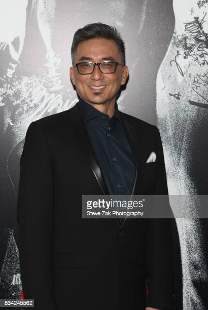 Actor Paul Nakauchi attends 'Death Note' New York premiere at AMC Loews Lincoln Square 13 theater on August 17 2017 in New York City
