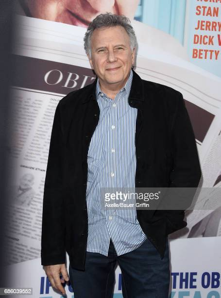 Actor Paul Reiser arrives at the premiere of HBO's 'If You're Not In The Obit Eat Breakfast' at Samuel Goldwyn Theater on May 17 2017 in Beverly...