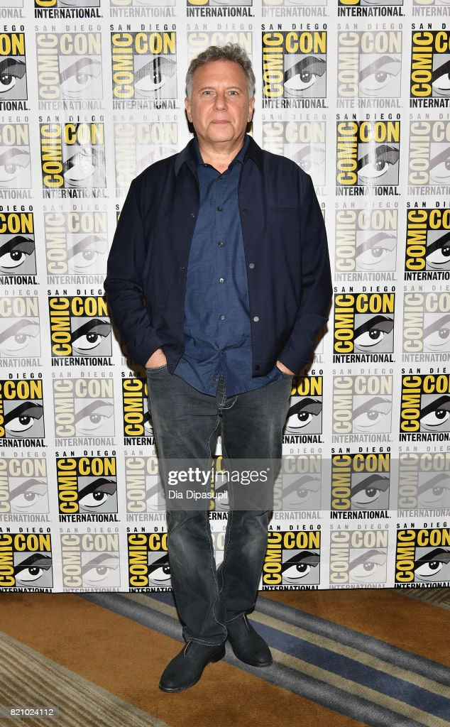 Actor Paul Reiser at Netflix's 'Stranger Things' Press line during Comic-Con International 2017 at Hilton Bayfront on July 22, 2017 in San Diego, California.