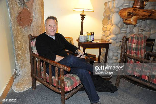 Actor Paul Reiser attends The 10th Anniversary LG Music Lodge At Sundance With Elio Motors And Tervis on January 20 2014 in Park City Utah