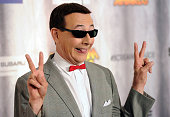 Actor Paul Reubens aka 'Peewee Herman' arrive at Spike TV's 'SCREAM 2011' awards held at Universal Studios on October 15 2011 in Universal City...