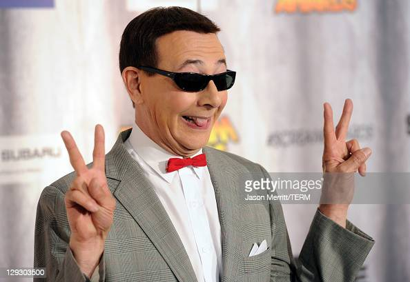 Image result for pee wee herman  getty images