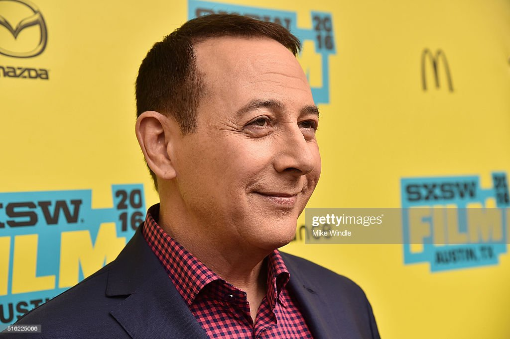 """""""Pee-wee's Big Holiday"""" - 2016 SXSW Music, Film + Interactive Festival"""