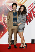 Ant-Man And The Wasp Photocall In Rome