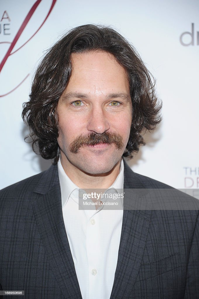 Actor <a gi-track='captionPersonalityLinkClicked' href=/galleries/search?phrase=Paul+Rudd&family=editorial&specificpeople=209014 ng-click='$event.stopPropagation()'>Paul Rudd</a> attends the 79th Annual Drama League Awards Ceremony And Luncheon at Marriott Marquis Hotel on May 17, 2013 in New York City.