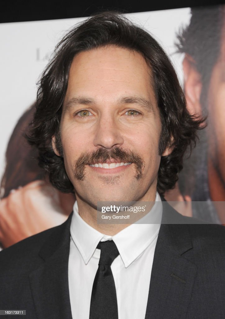 Actor <a gi-track='captionPersonalityLinkClicked' href=/galleries/search?phrase=Paul+Rudd&family=editorial&specificpeople=209014 ng-click='$event.stopPropagation()'>Paul Rudd</a> attends the 'Admission' New York premiere at AMC Loews Lincoln Square 13 on March 5, 2013 in New York City.