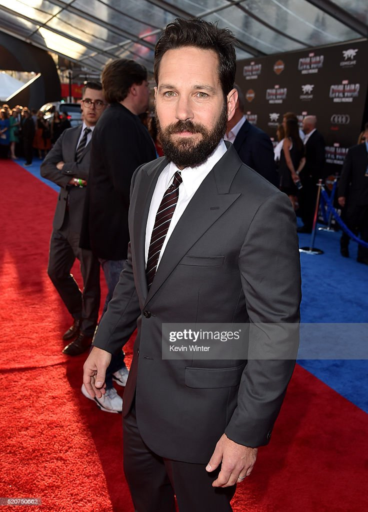 "Premiere Of Marvel's ""Captain America: Civil War"" - Red Carpet"