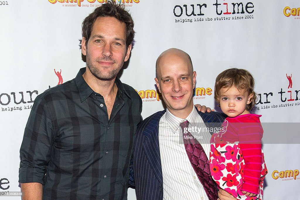 Actor <a gi-track='captionPersonalityLinkClicked' href=/galleries/search?phrase=Paul+Rudd&family=editorial&specificpeople=209014 ng-click='$event.stopPropagation()'>Paul Rudd</a>, 'Our Time' founder and director Taro Alexander, and Hazel Alexander attend the <a gi-track='captionPersonalityLinkClicked' href=/galleries/search?phrase=Paul+Rudd&family=editorial&specificpeople=209014 ng-click='$event.stopPropagation()'>Paul Rudd</a> 2nd Annual All-Star Bowling Benefit at Lucky Strike on October 21, 2013 in New York City.