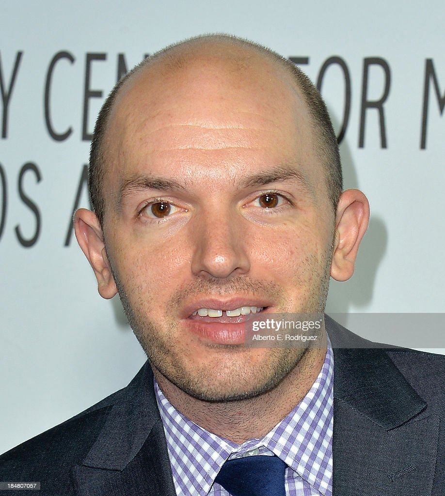 Actor <a gi-track='captionPersonalityLinkClicked' href=/galleries/search?phrase=Paul+Scheer&family=editorial&specificpeople=805513 ng-click='$event.stopPropagation()'>Paul Scheer</a> arrives at The Paley Center for Media's 2013 benefit gala honoring FX Networks with the Paley Prize for Innovation & Excellence at Fox Studio Lot on October 16, 2013 in Century City, California.
