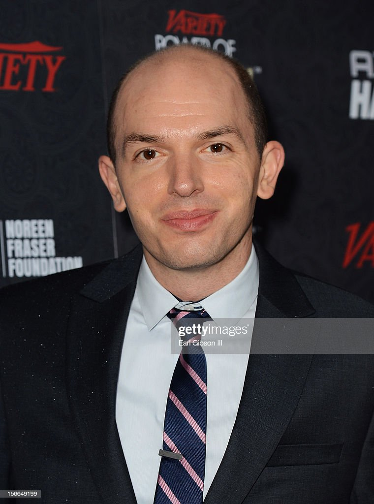 Actor <a gi-track='captionPersonalityLinkClicked' href=/galleries/search?phrase=Paul+Scheer&family=editorial&specificpeople=805513 ng-click='$event.stopPropagation()'>Paul Scheer</a> arrives at Variety's 3rd annual Power of Comedy event presented by Bing benefiting the Noreen Fraser Foundation held at Avalon on November 17, 2012 in Hollywood, California.