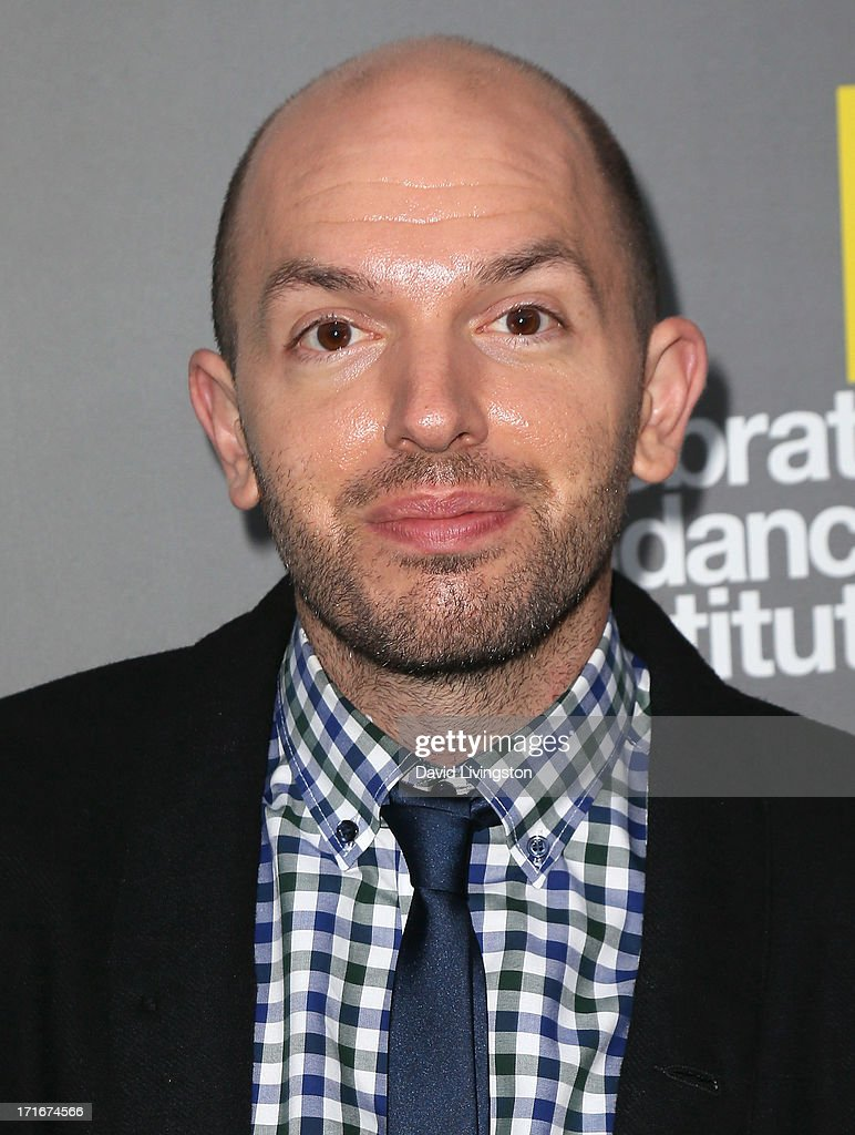 Actor <a gi-track='captionPersonalityLinkClicked' href=/galleries/search?phrase=Paul+Scheer&family=editorial&specificpeople=805513 ng-click='$event.stopPropagation()'>Paul Scheer</a> attends the 3rd Annual Celebrate Sundance Institute Los Angeles Benefit at The Lot on June 5, 2013 in West Hollywood, California.