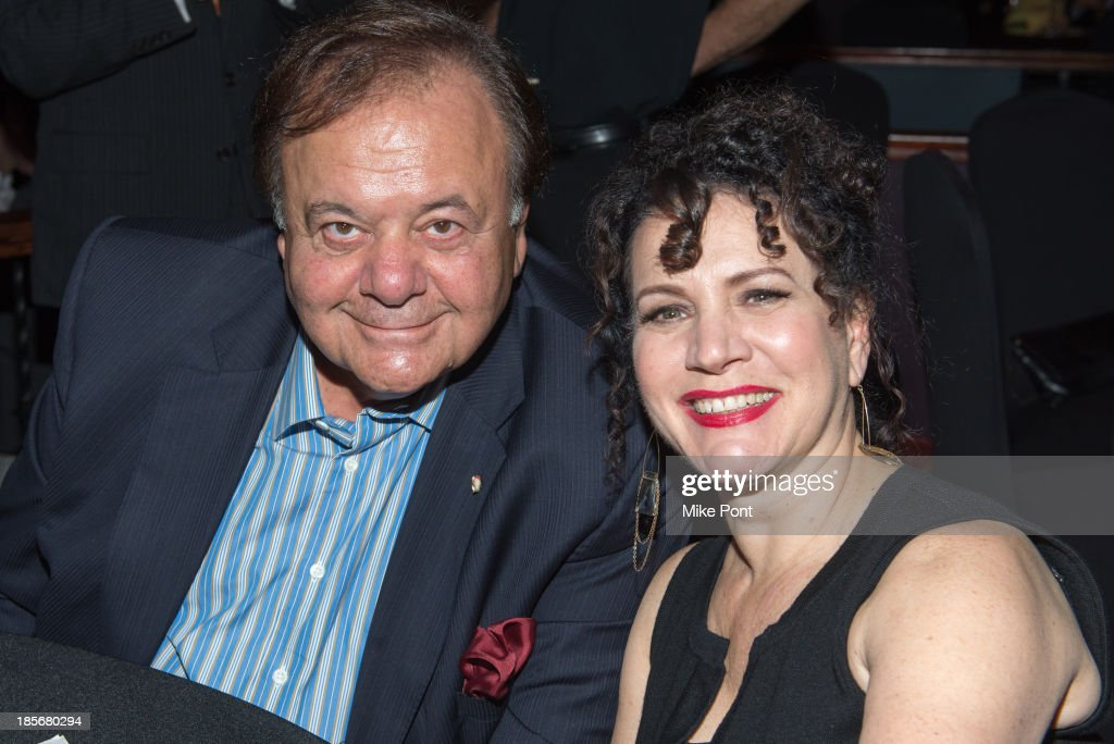 Actor <a gi-track='captionPersonalityLinkClicked' href=/galleries/search?phrase=Paul+Sorvino&family=editorial&specificpeople=239131 ng-click='$event.stopPropagation()'>Paul Sorvino</a> and actress/Comedian <a gi-track='captionPersonalityLinkClicked' href=/galleries/search?phrase=Susie+Essman&family=editorial&specificpeople=666342 ng-click='$event.stopPropagation()'>Susie Essman</a> attend the annual benefit gala during the Third Annual Gold Coast International Film Festival at on October 23, 2013 in Port Washington, New York.