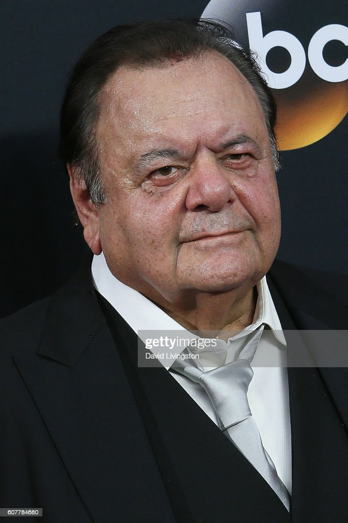 Actor Paul Sorvino arrives at the 68th Annual Primetime Emmy Awards at the Microsoft Theater on September 18, 2016 in Los Angeles, California.